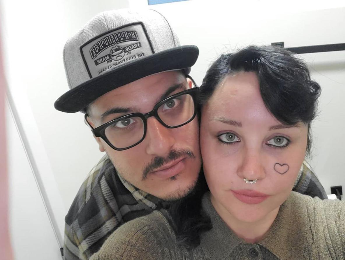 La historia de amor de Amanda Bynes y Paul Michael