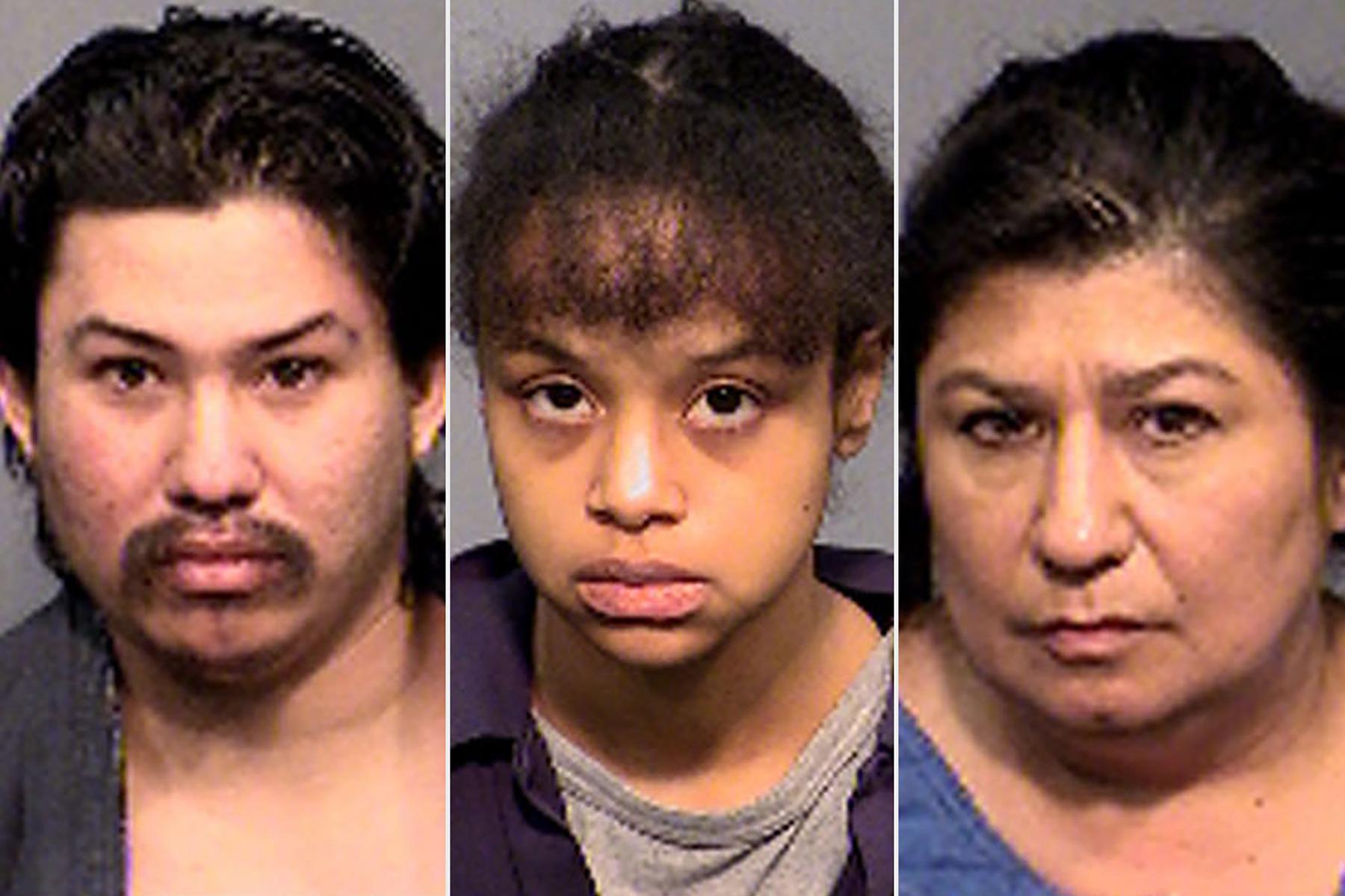 Anthony Jose Archibeque-Martinez, Elizabeth Archibeque-Martinez, Ann Marie Martinez