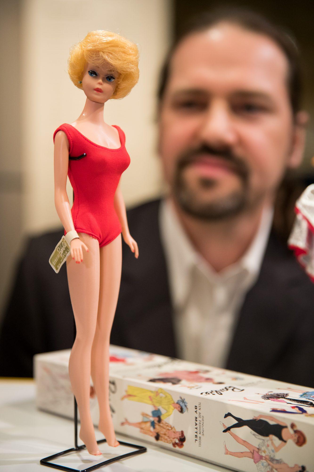 La evolución de Barbie