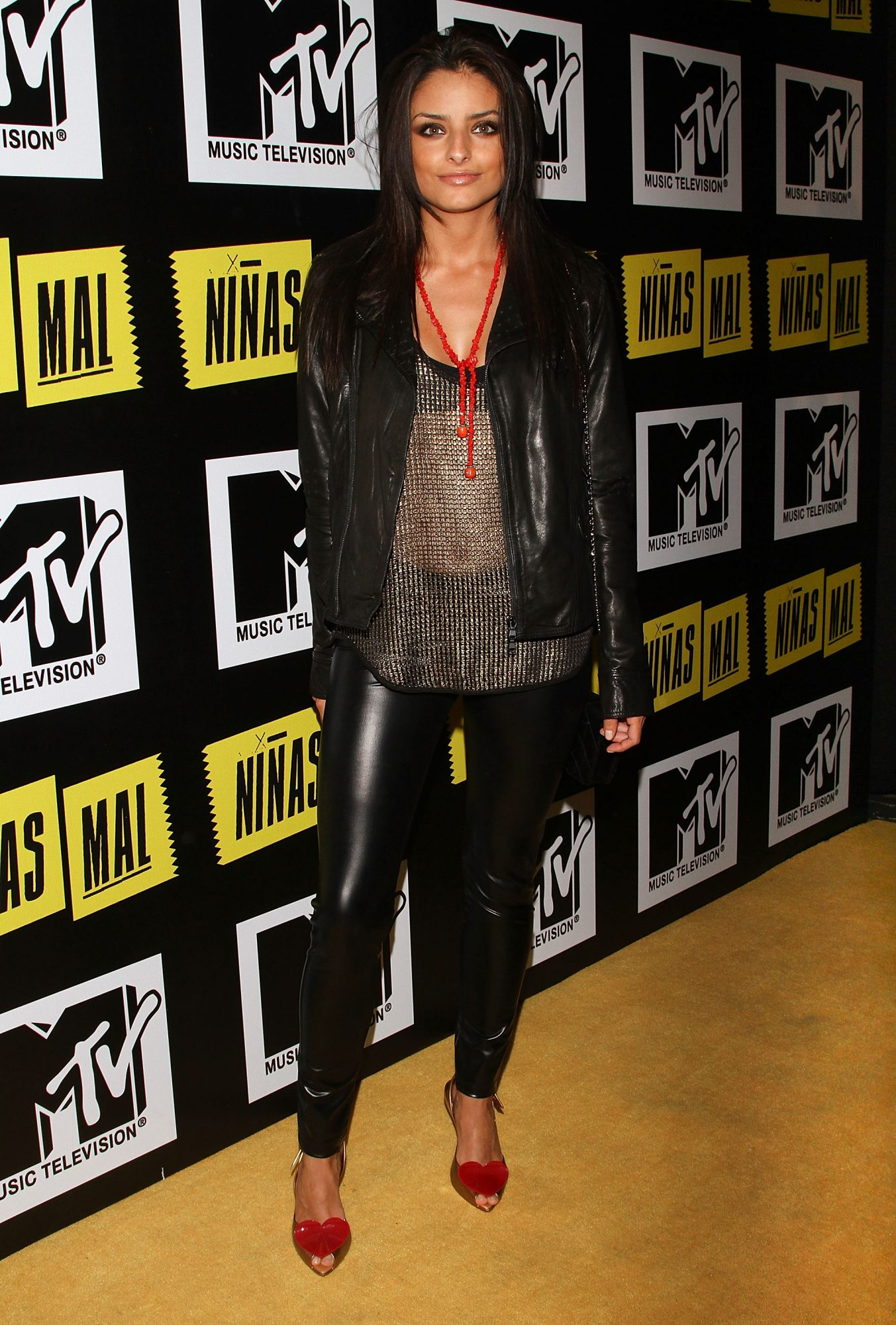 "MTV ""Ninas Mal"" Soap Opera Party"
