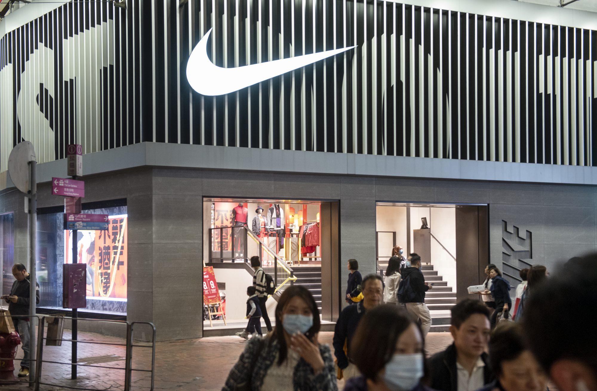Brands and business lin Hong Kong, China
