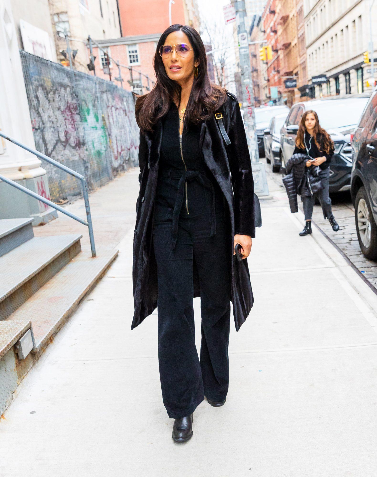 Padma Laksmi, looks, New York
