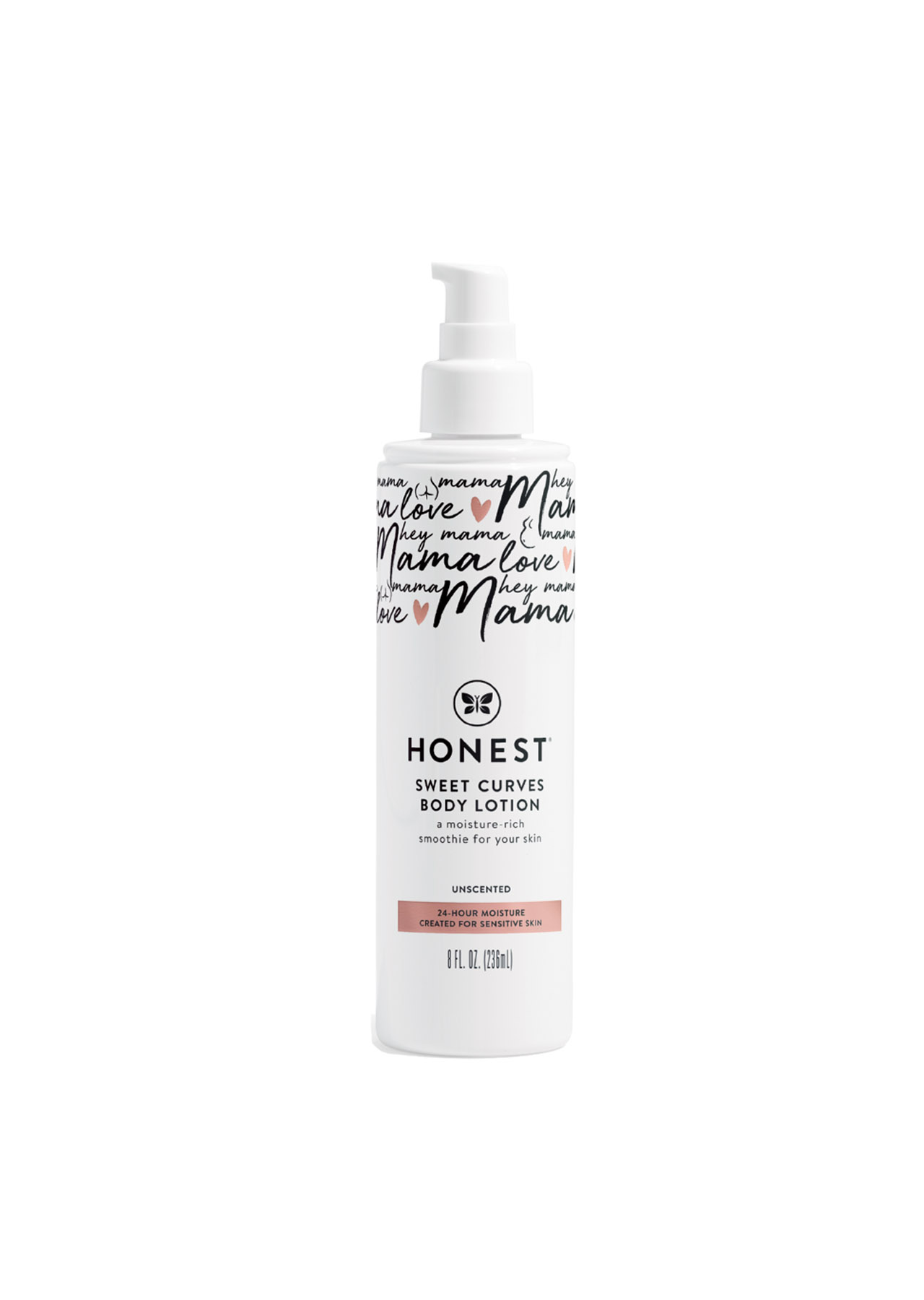 Honest Sweet curves lotion