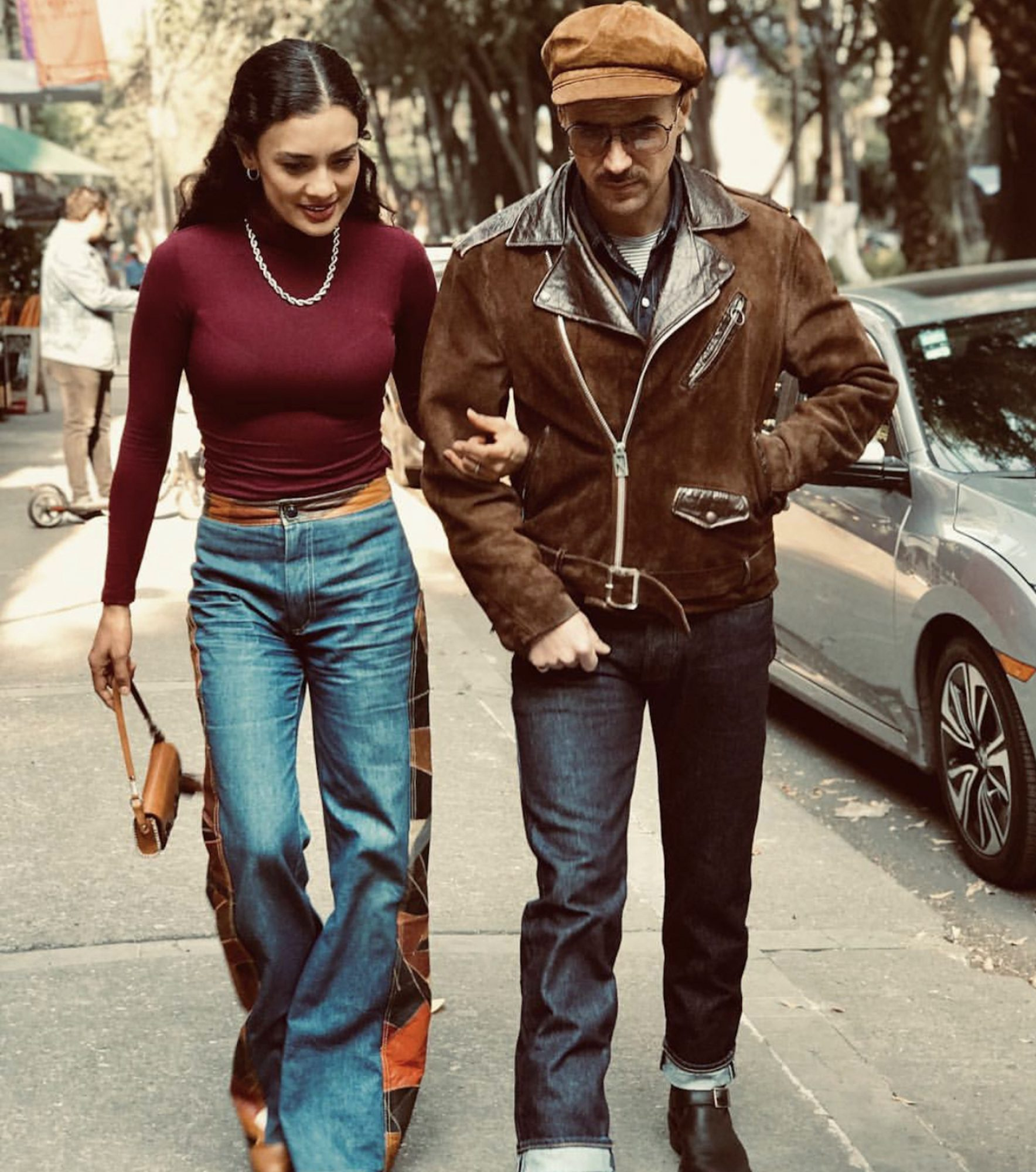 Jorge Poza e Ilse Ikeda 1