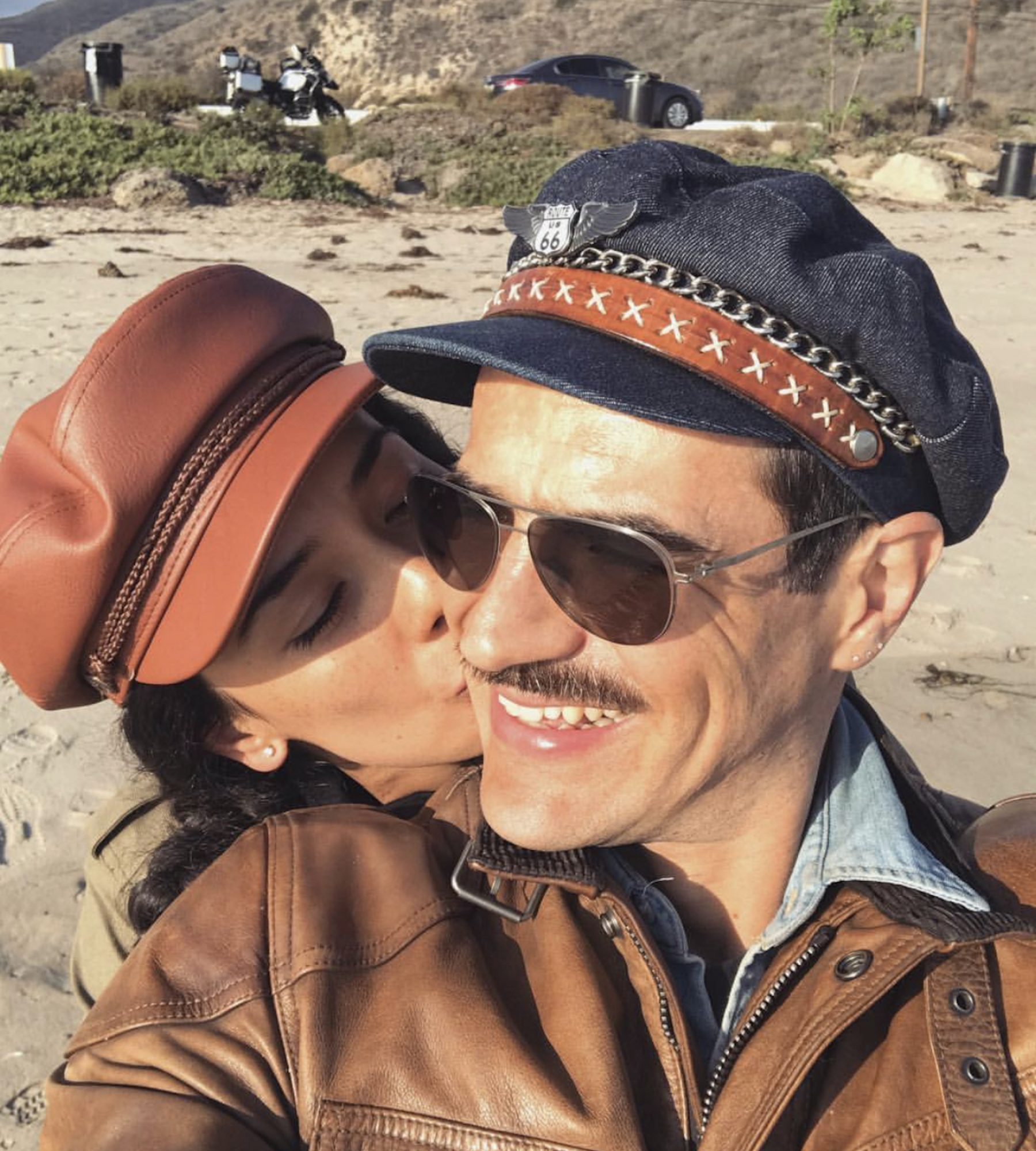 Jorge Poza e Ilse Ikeda 3