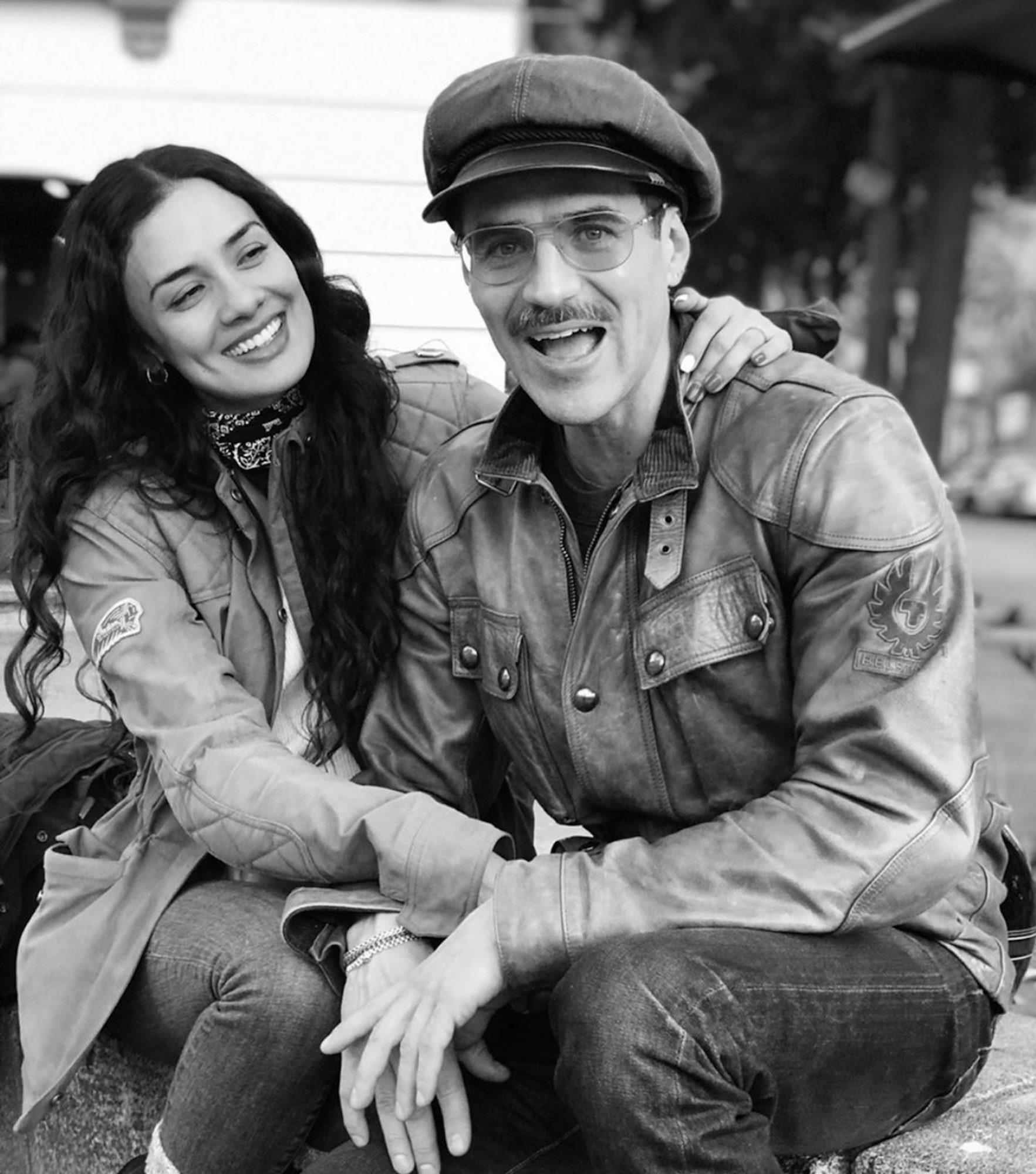 Jorge Poza e Ilse Ikeda 7
