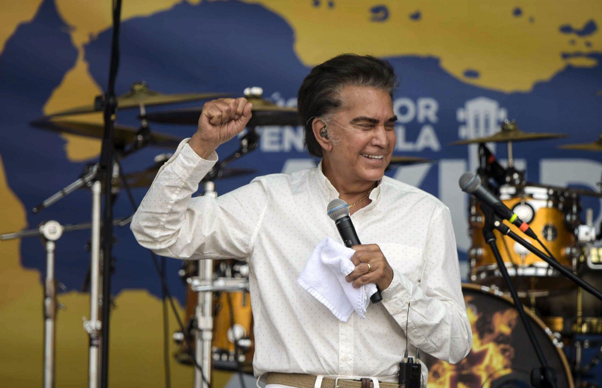 """Jose Luis Rodriguez """"El Puma"""""""