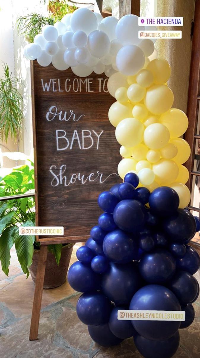 El baby shower de Jacqie Rivera