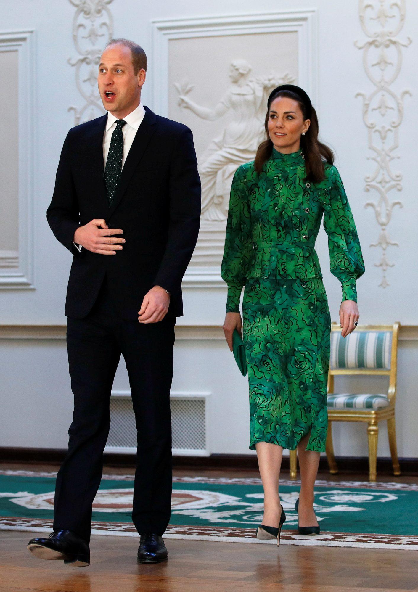 Kate Middleton, looks, ireland, Irlanda