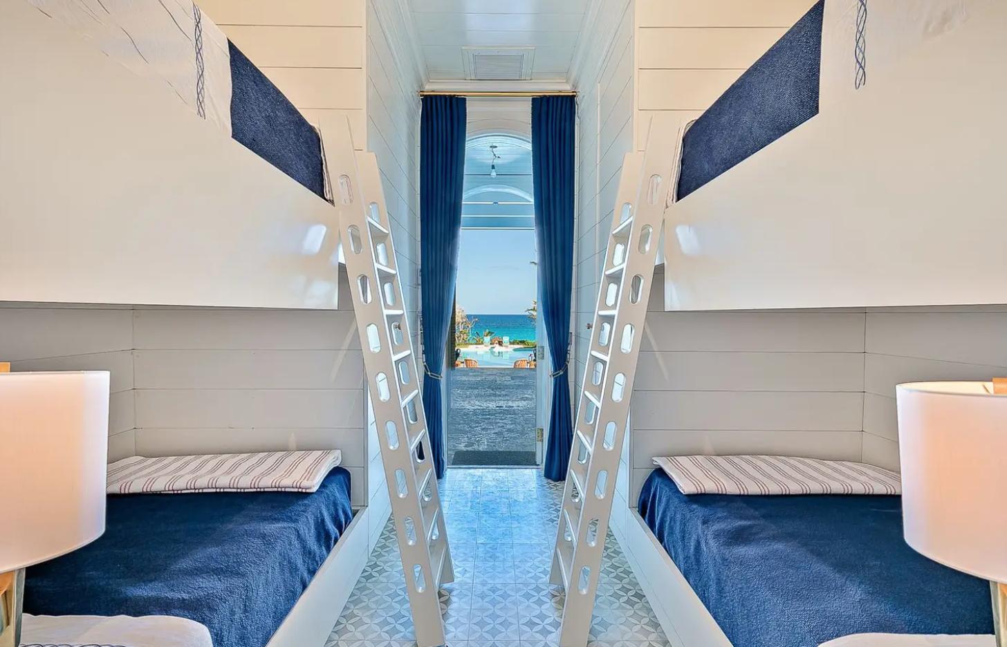 La casa en las Bahamas en que se alojó Kylie Jenner