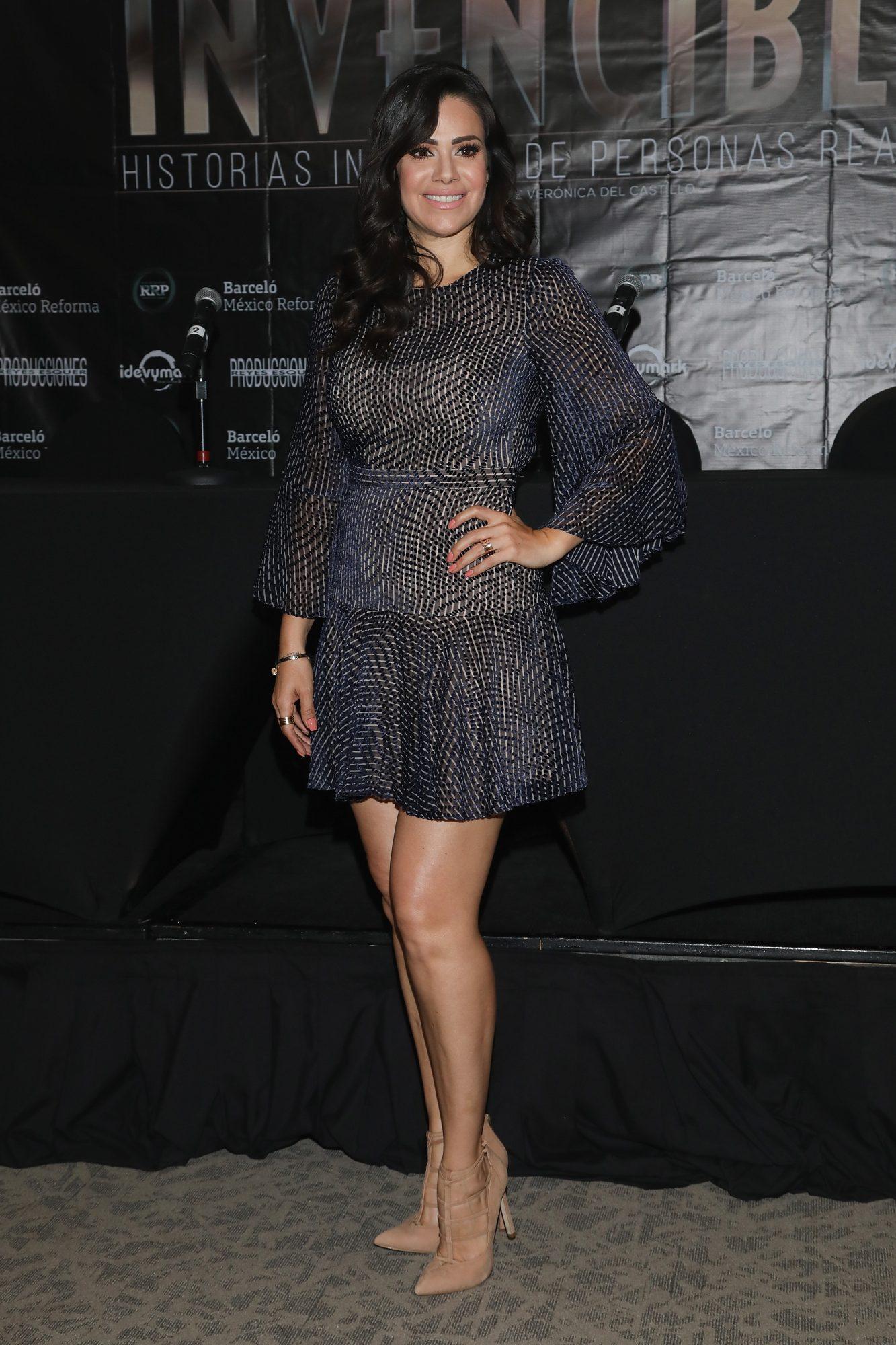 Luz Elena Gonzalez, look, mexico