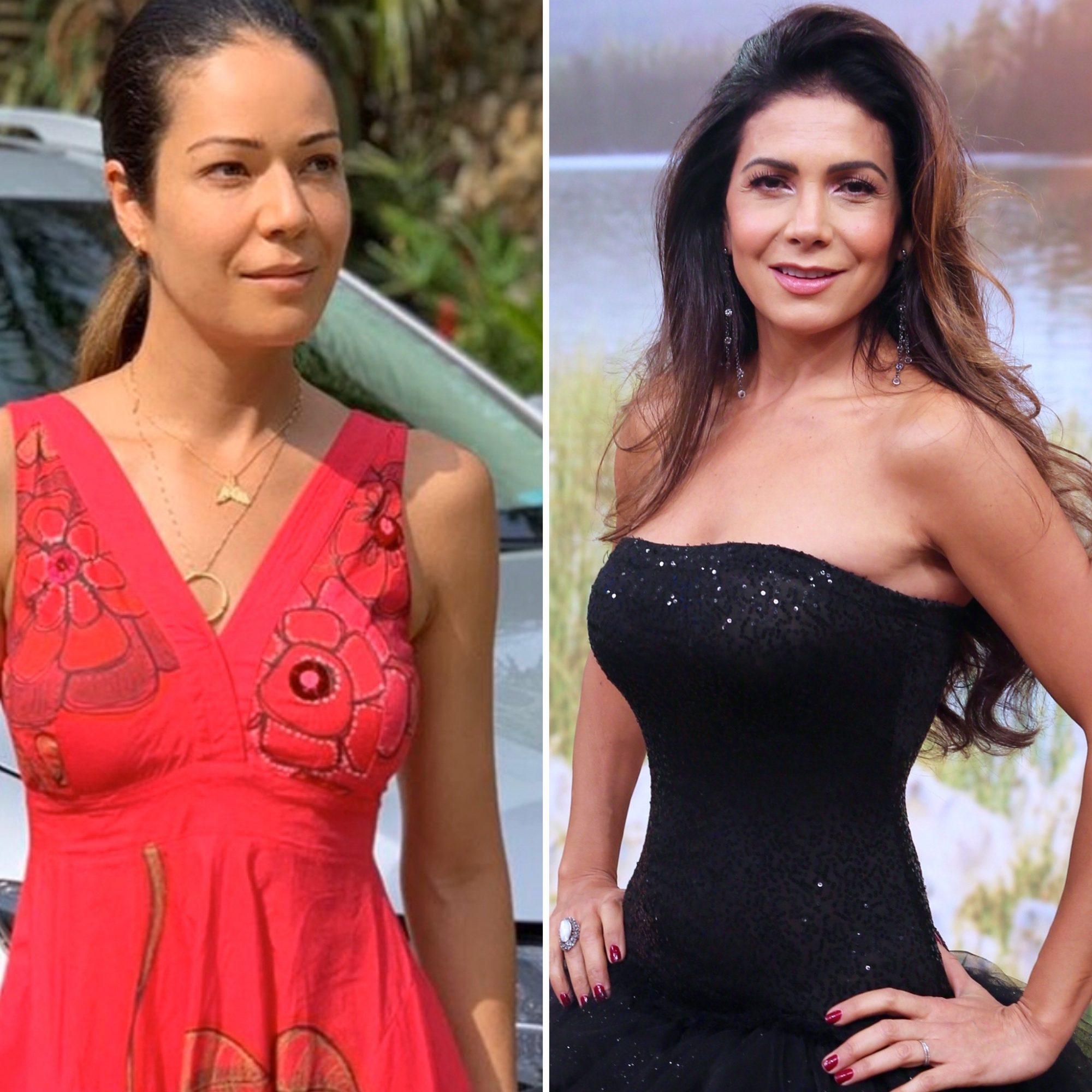 Patricia Manterola y Michelle Manterola