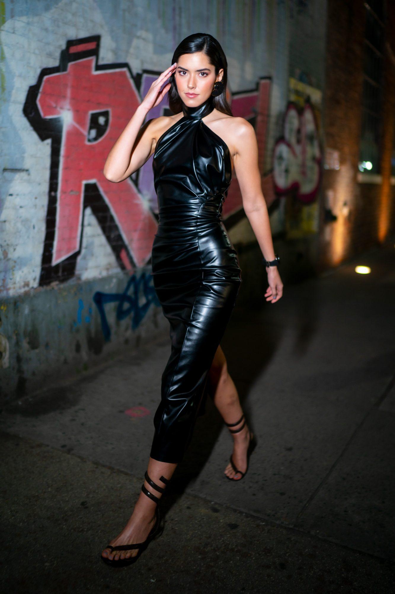 Paulina Vega, looks, New York