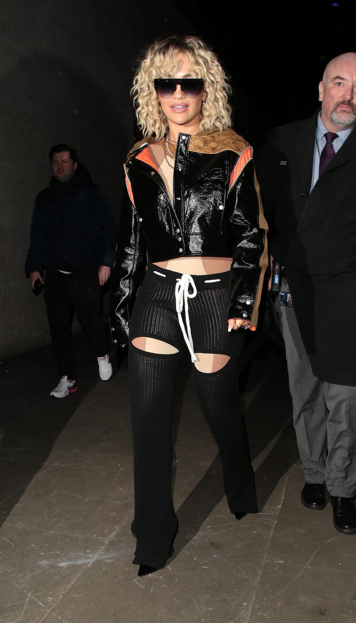 Rita Ora, looks, Londres