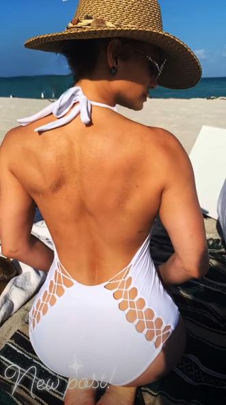 Jlo, Jennifer Lopez, video, trasero, playa