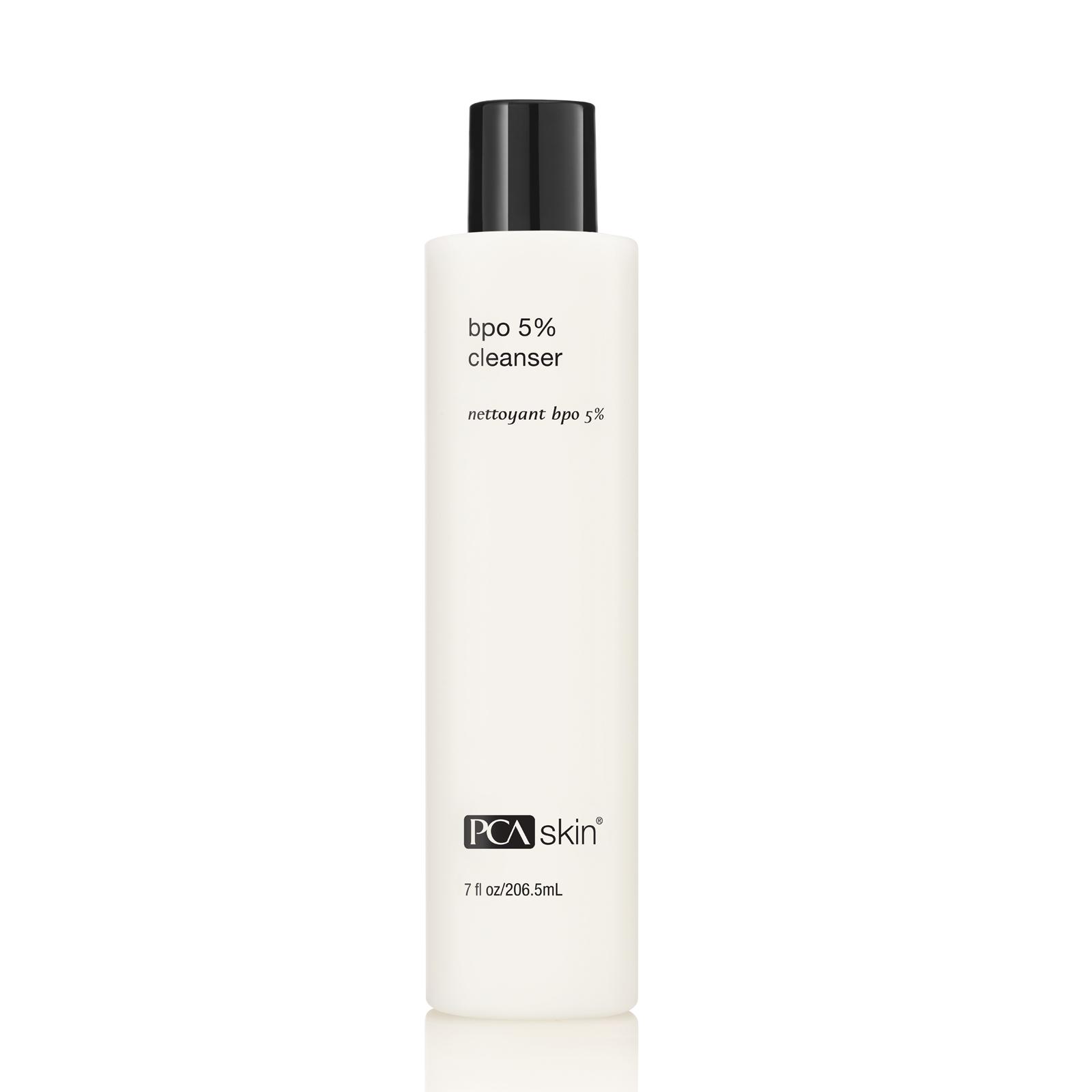 Limpiador contra el acné