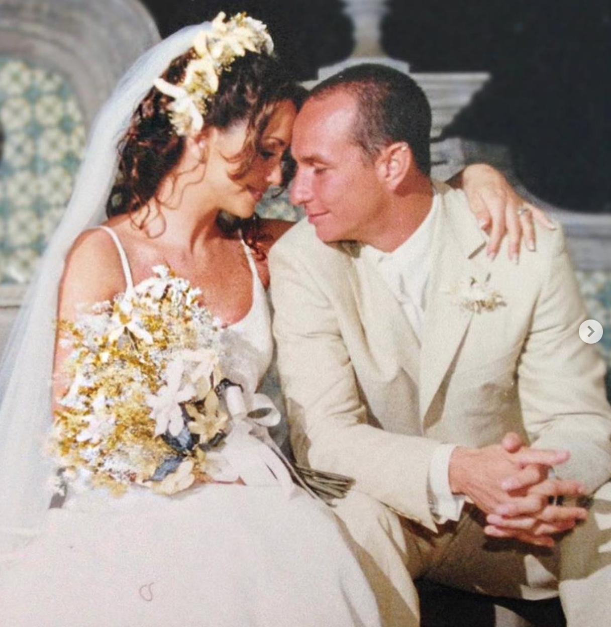 Erik Rubin aniversario boda andrea legarreta