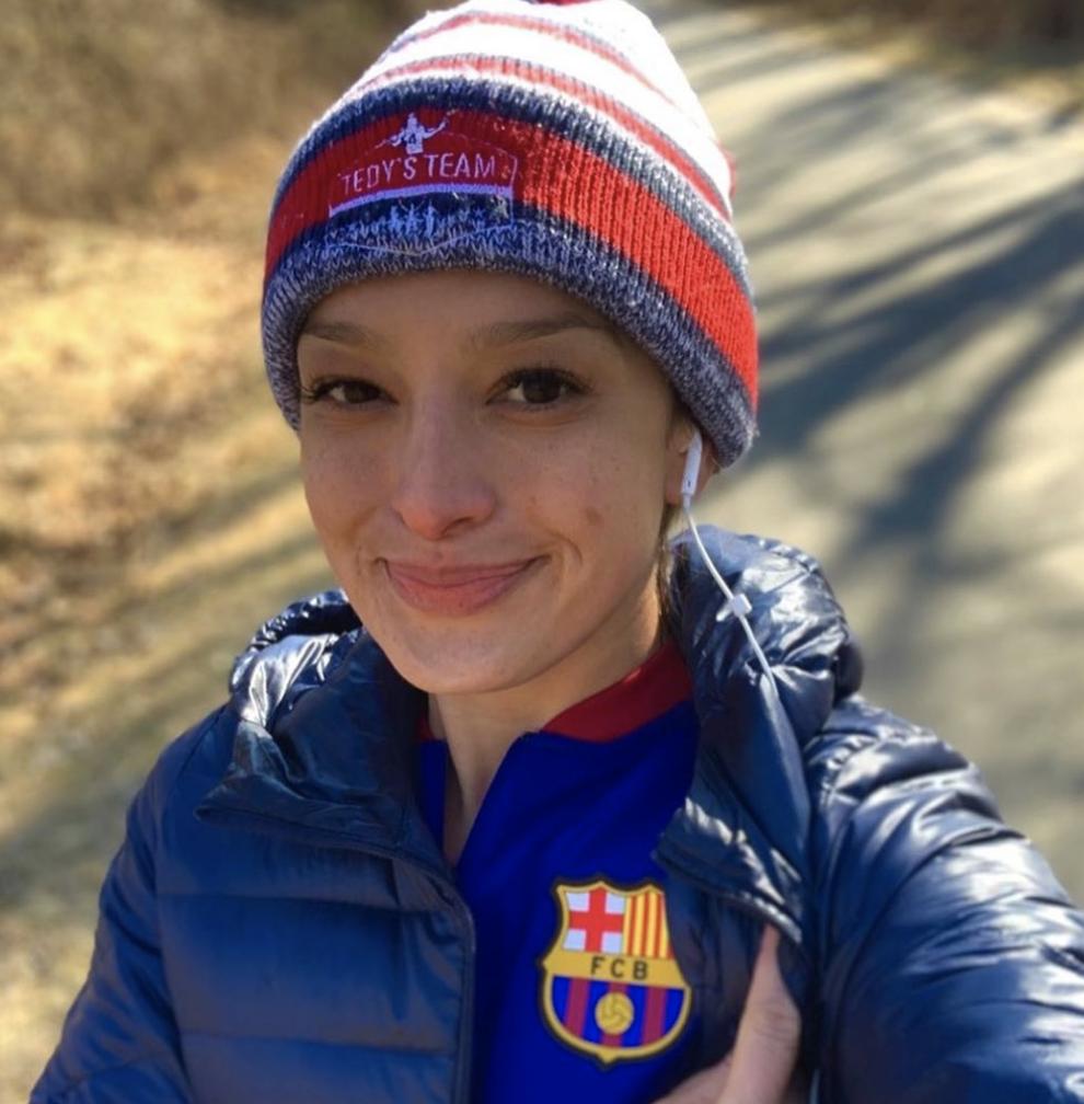 Antonietta Collins Instagram