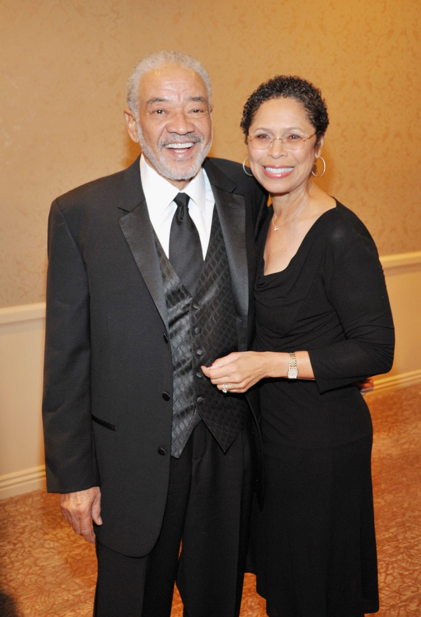 Bill and Marcia Withers
