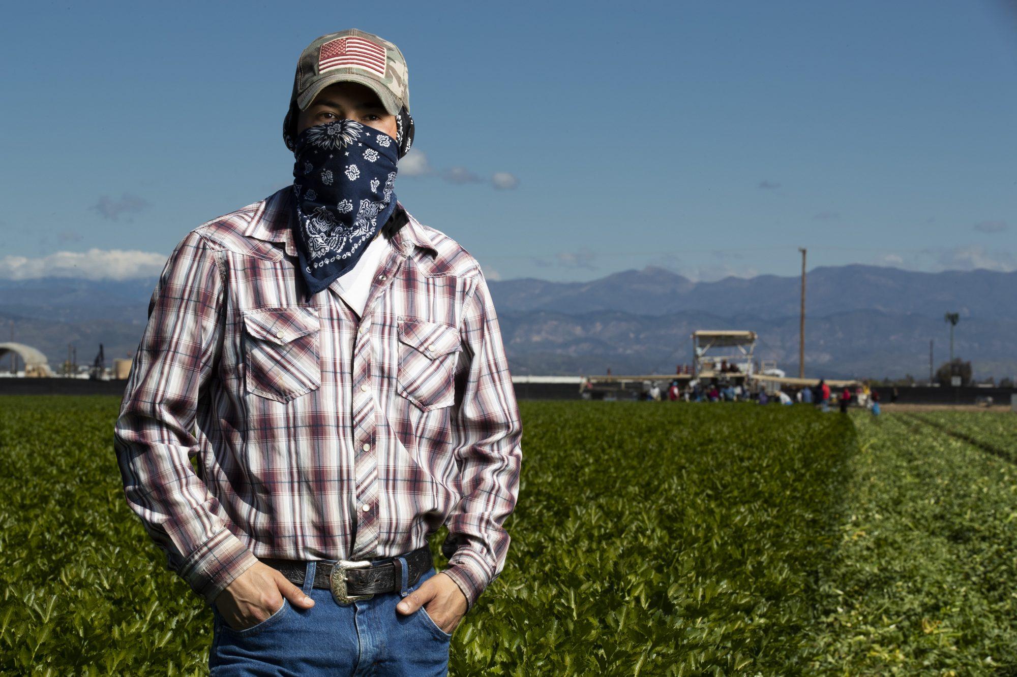 Coronavirus farm workers