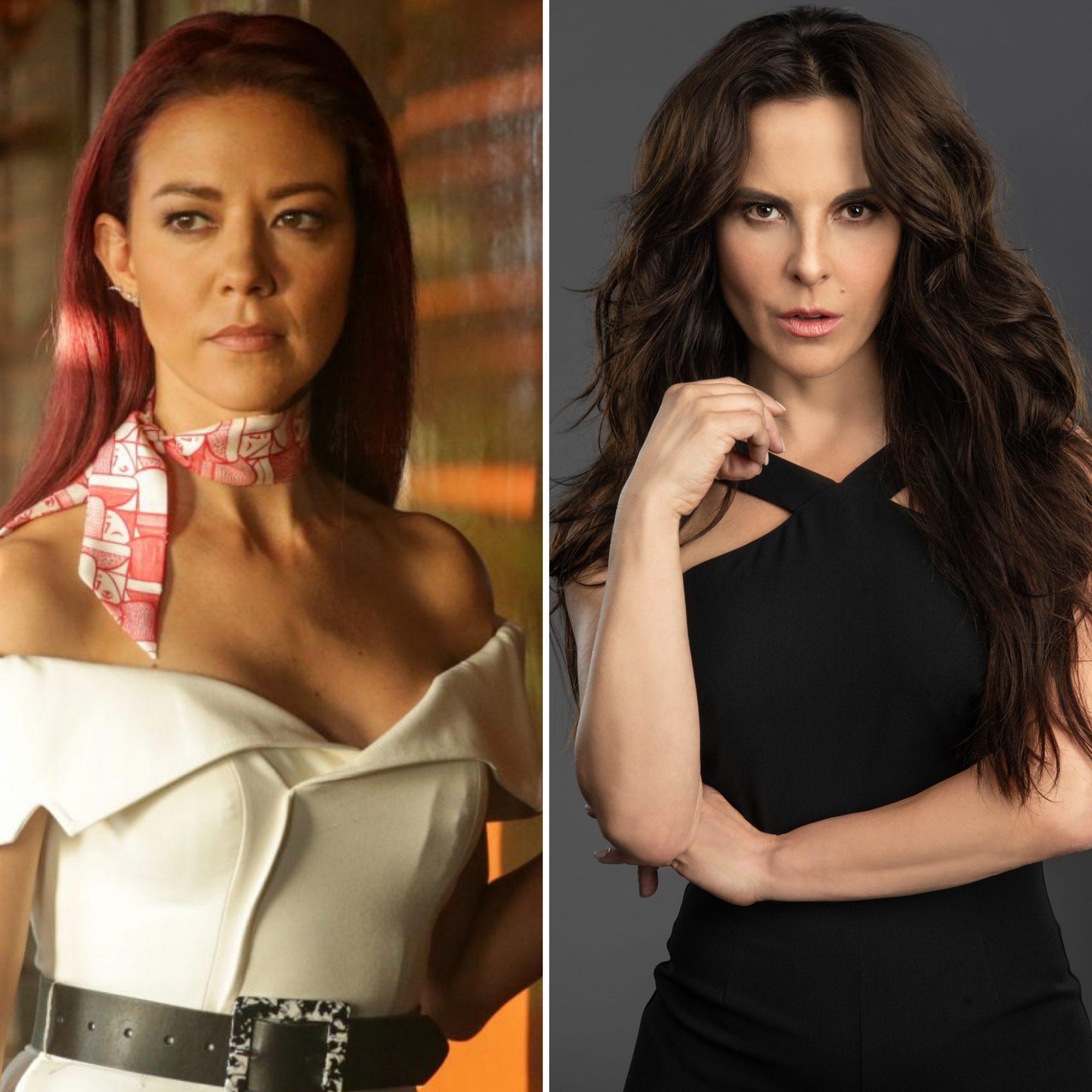 Fernanda Castillo y Kate del Castillo