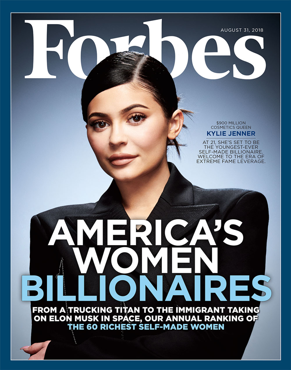 Kylie Jenner, forbes, multimillonaria