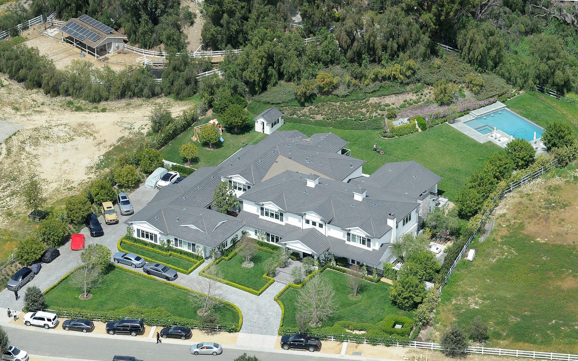 La casa de Kylie Jenner