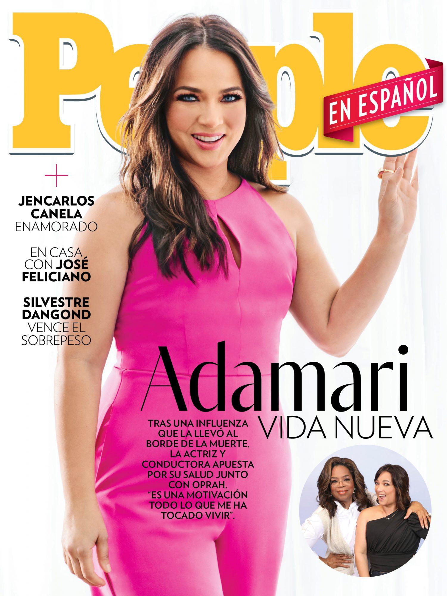 Adamari Lopez - May 2020 cover