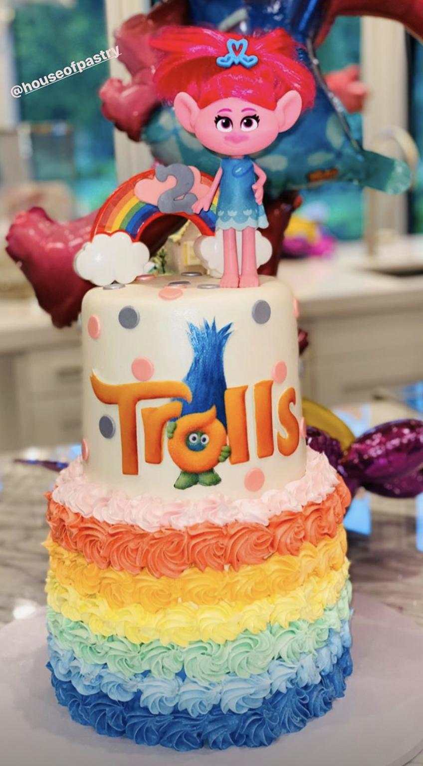 El cumpleaños de True