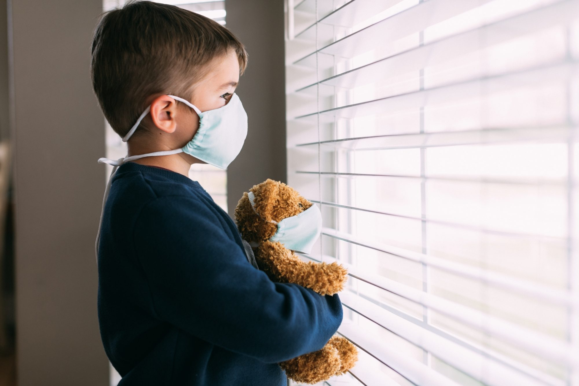 Niños - coronavirus