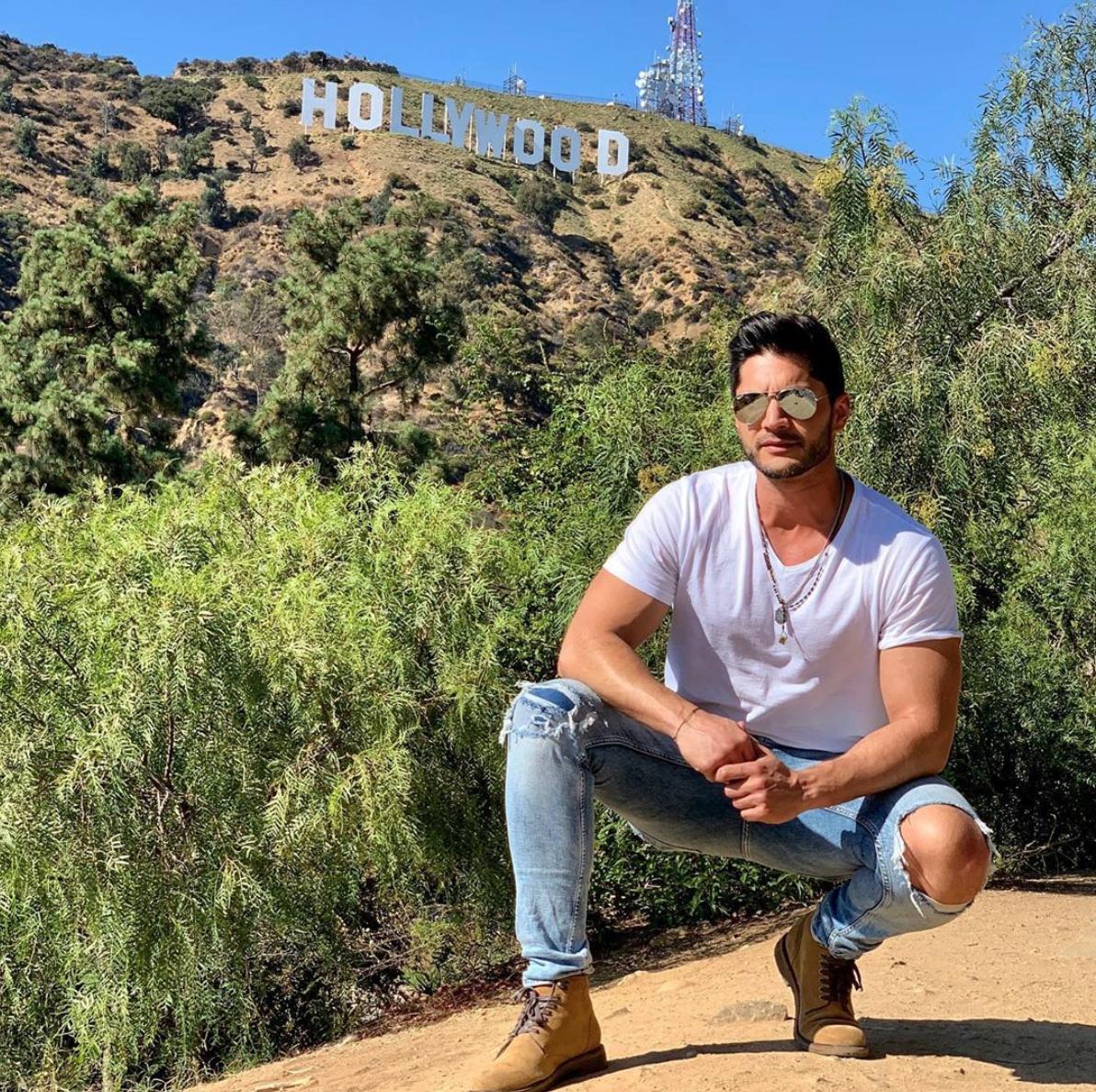 daniel elbittar quiere llegar a hollywood