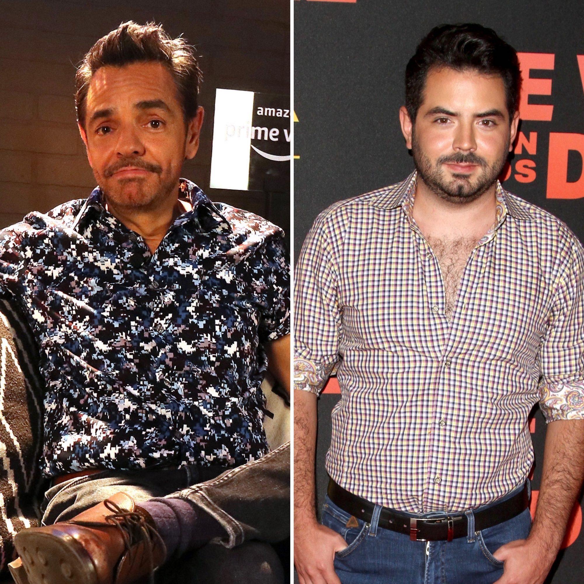 Eugenio Derbez y José Eduardo Derbez