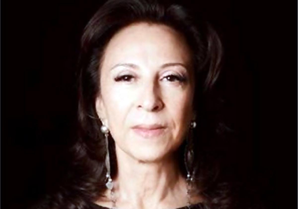 María Hinojosa Retrato