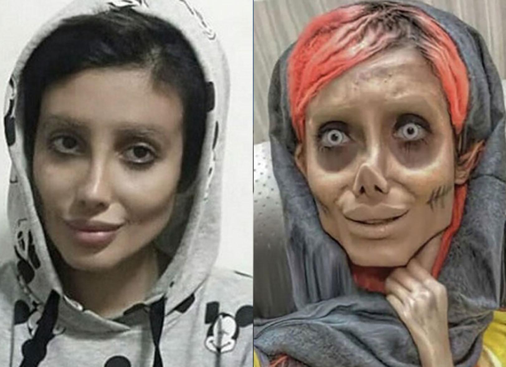 Shahar Tabar, Angelina Jolie Zombie