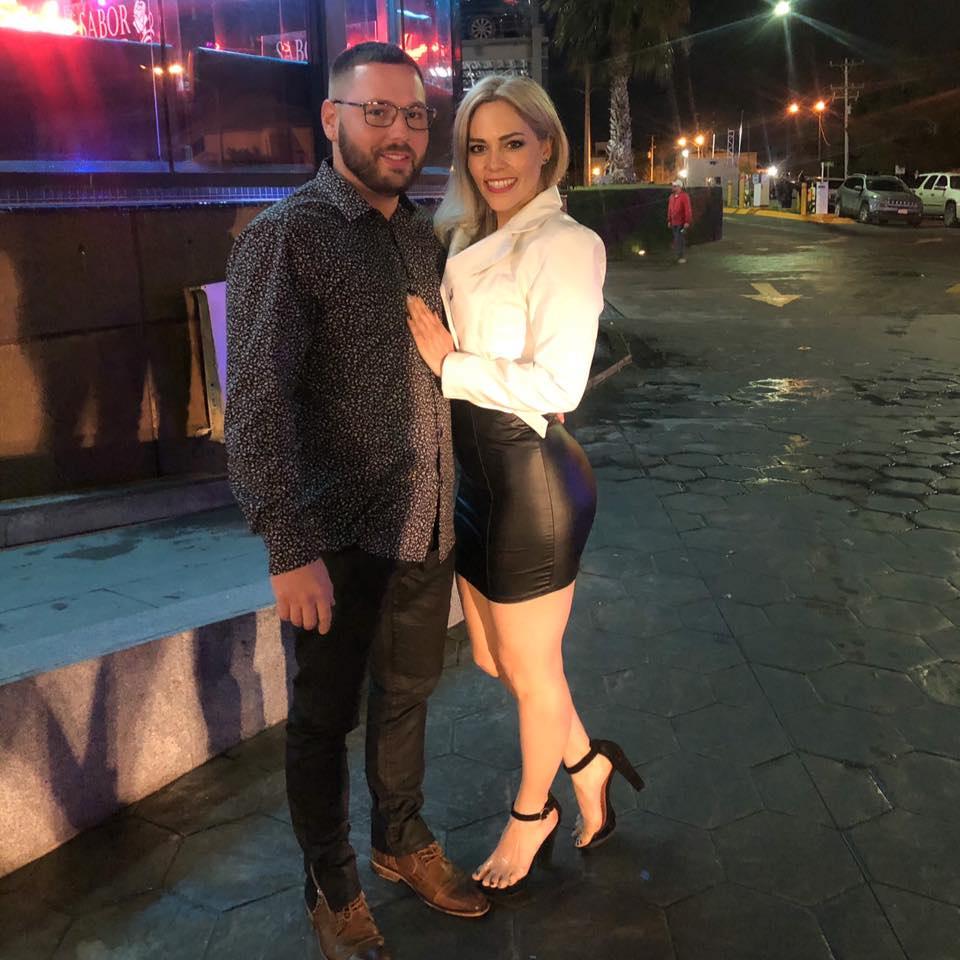 Pat Landers y Karla Baca