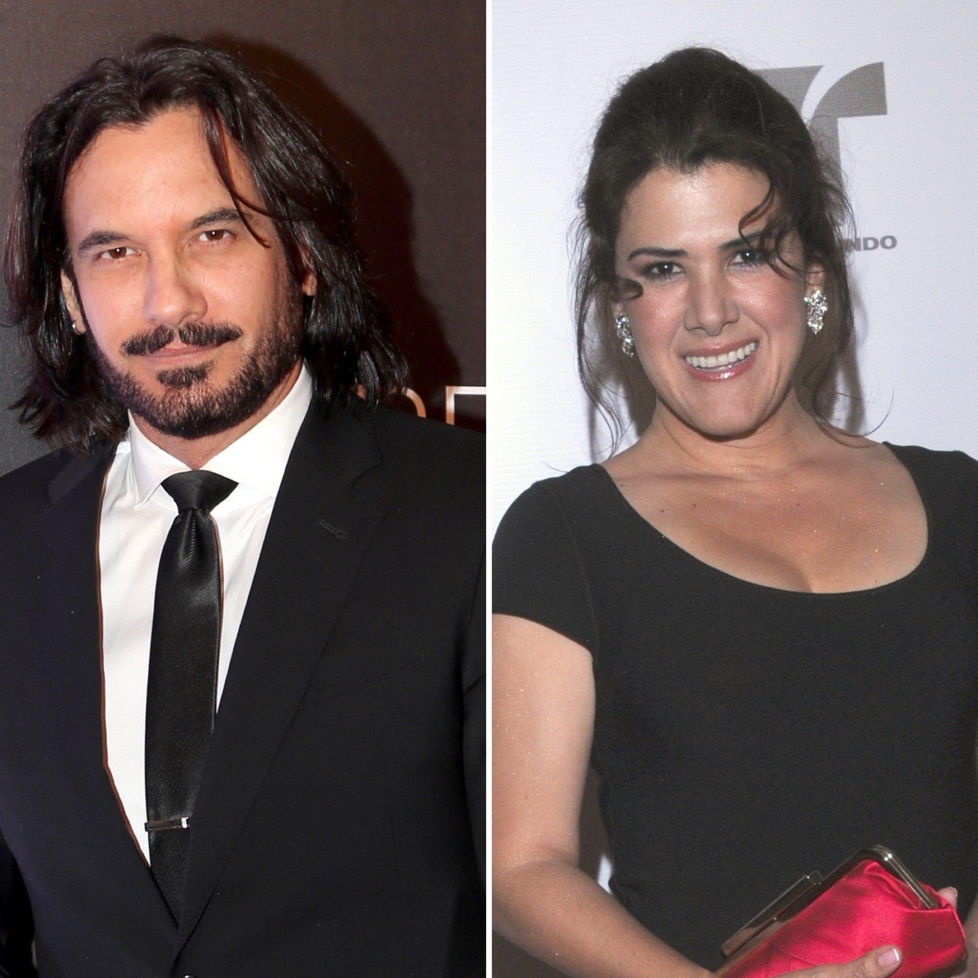 Mario Cimarro y Rosalinda Rodríguez