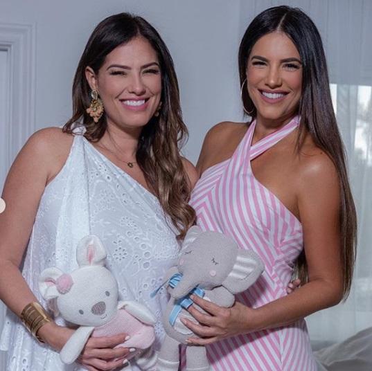 ¡Gaby Espino ya es tía! Su hermana dio a luz y mostró estas imágenes en vivo desde el hospital