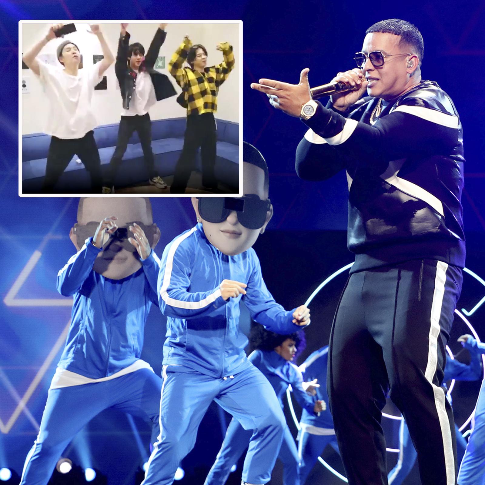 BTS, Daddy Yankee