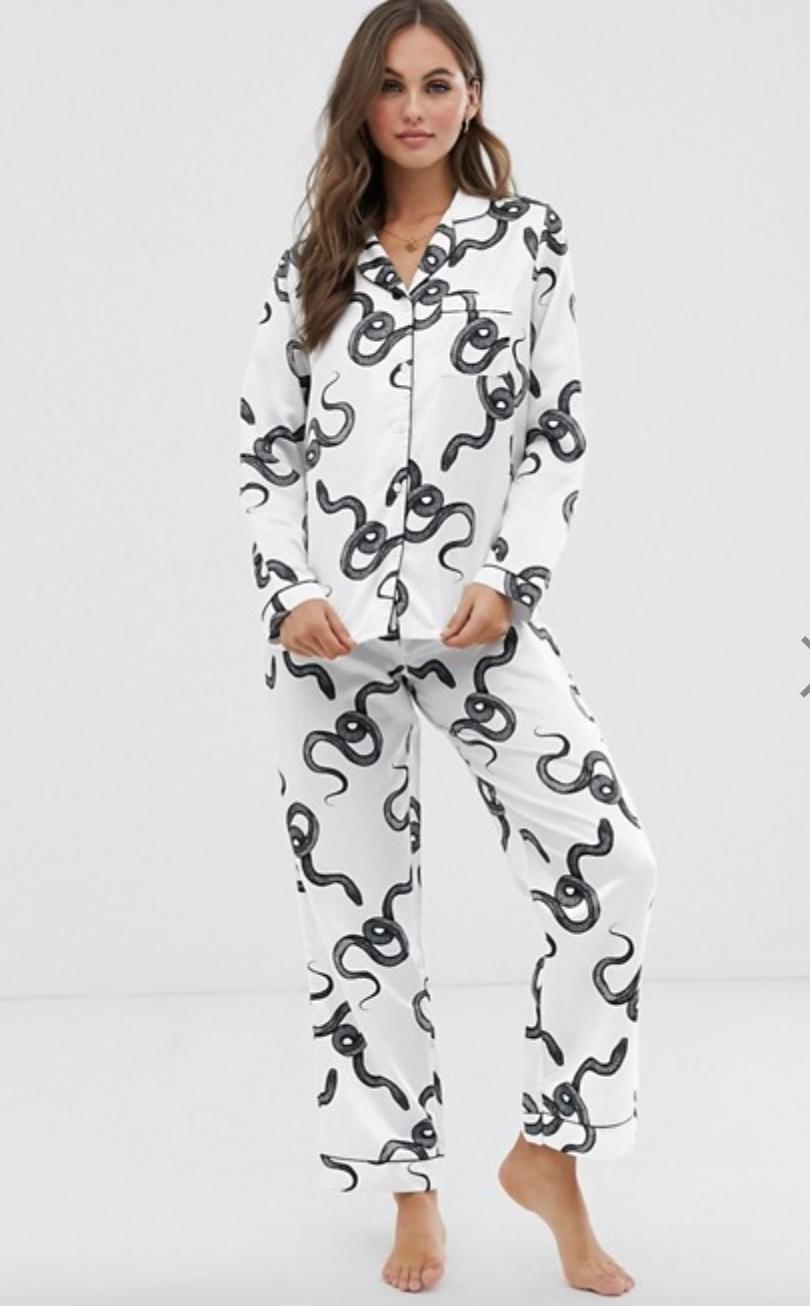 pijamas, cuarentena