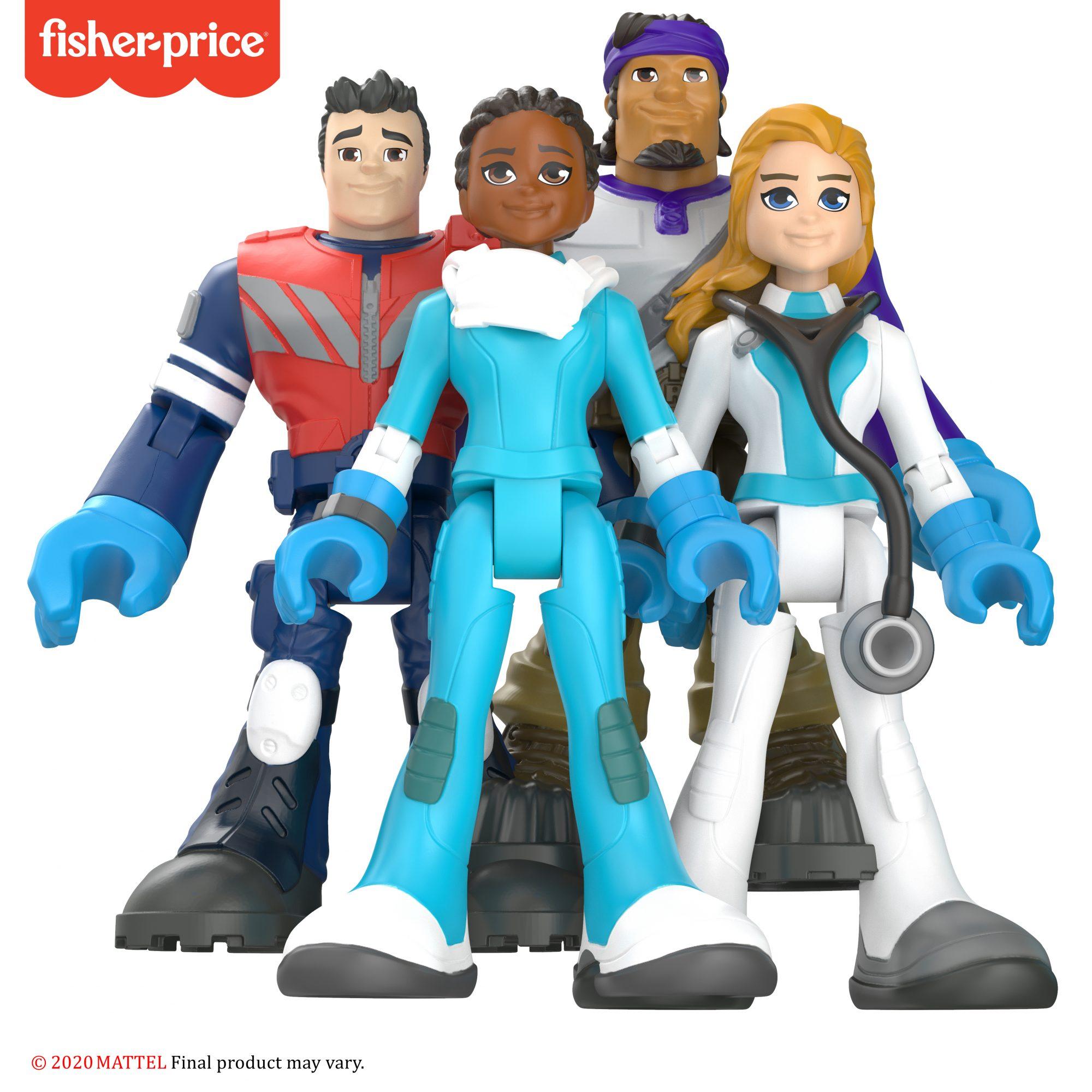 Fisher-PriceThankYouHeroesGroup