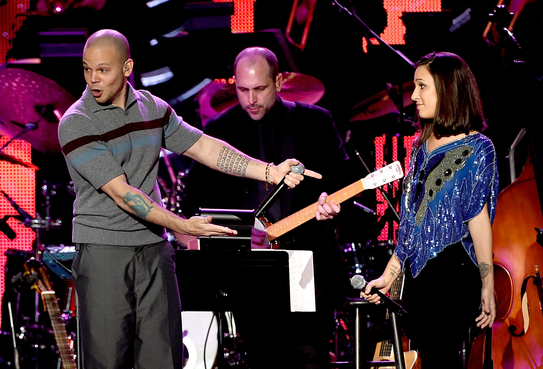 Ile and Residente Calle 13