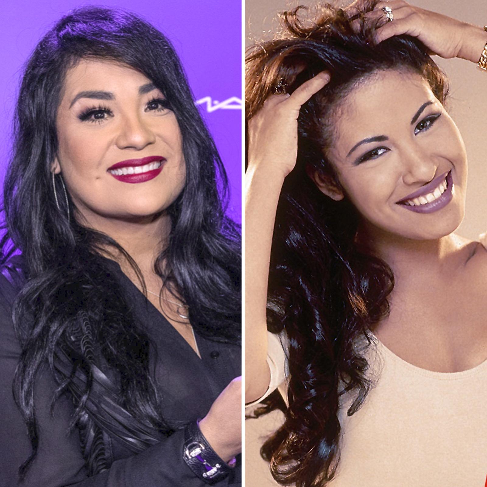 Suzette Quintanilla; Selena Quintanilla