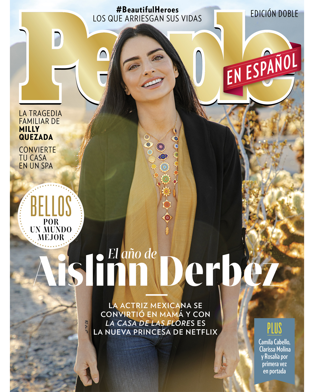 Aislinn Derbez - To be Used only with the reveal of the Cover