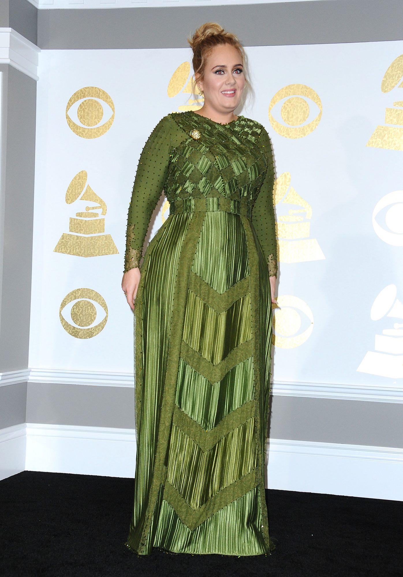 Adele, figura