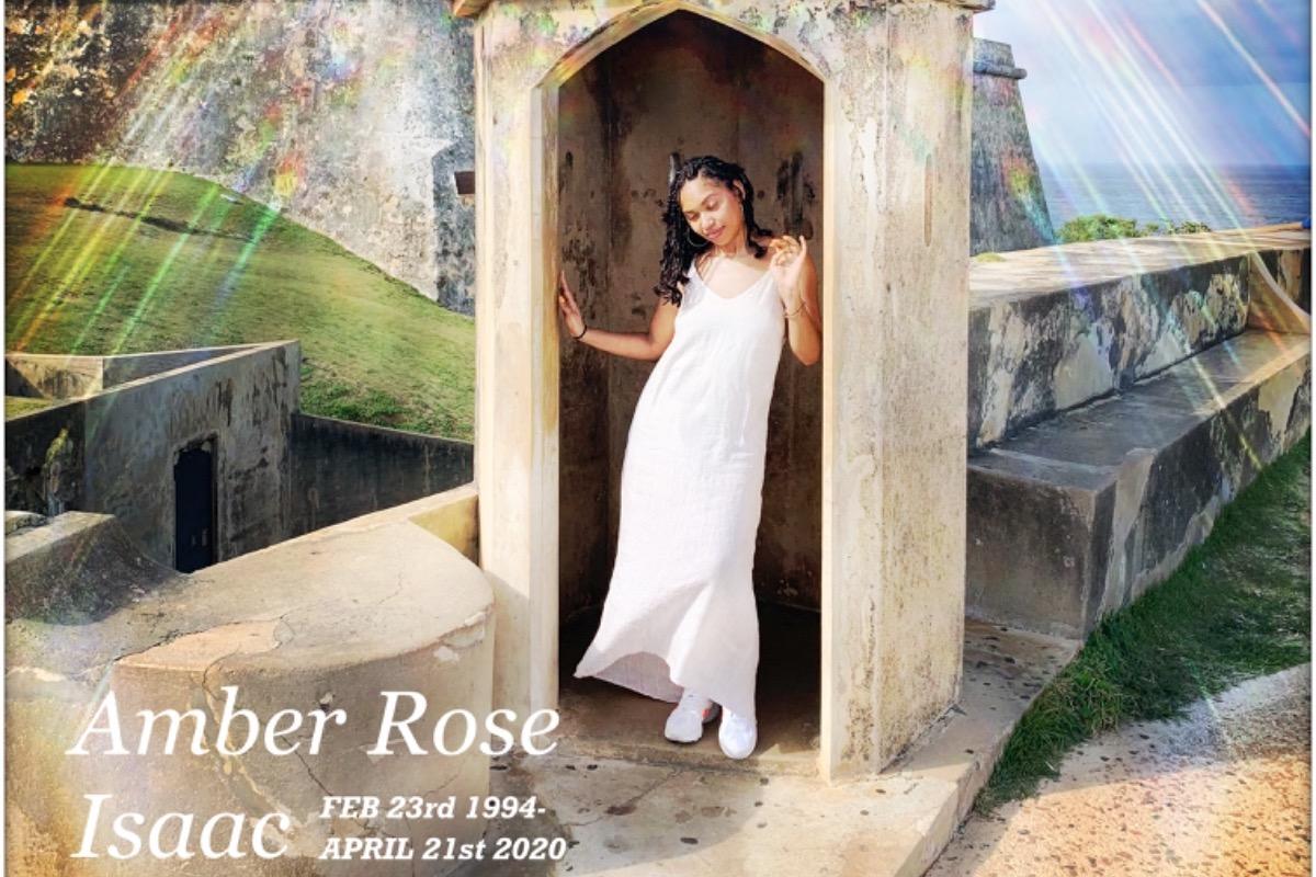 Amber Rose Isaac