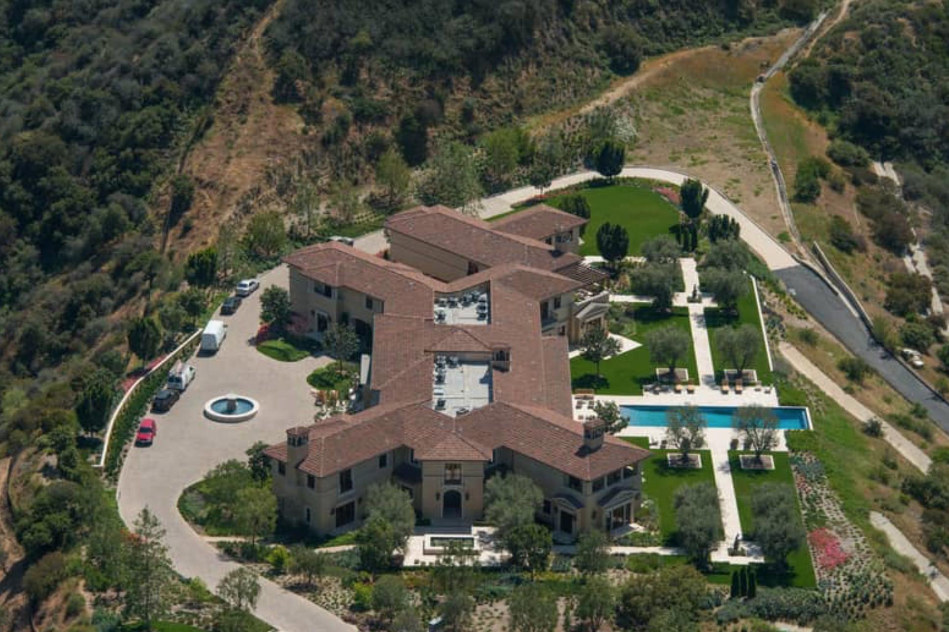casa de Tyler Perry