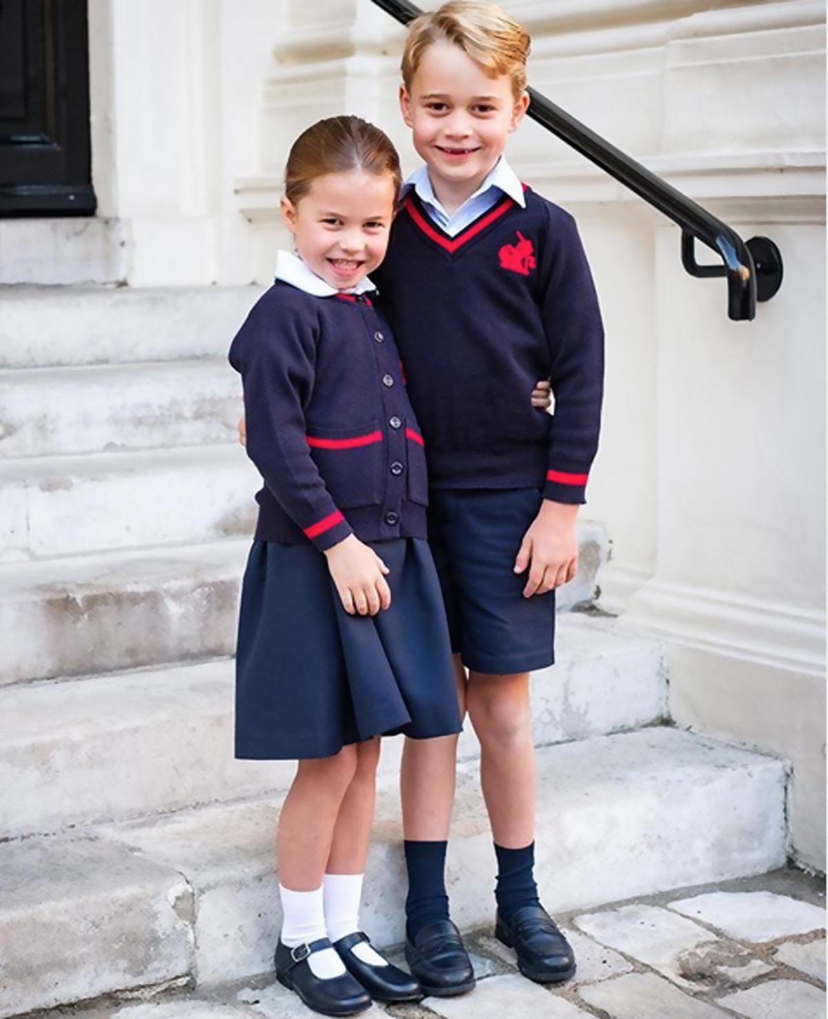 príncipes charlotte george