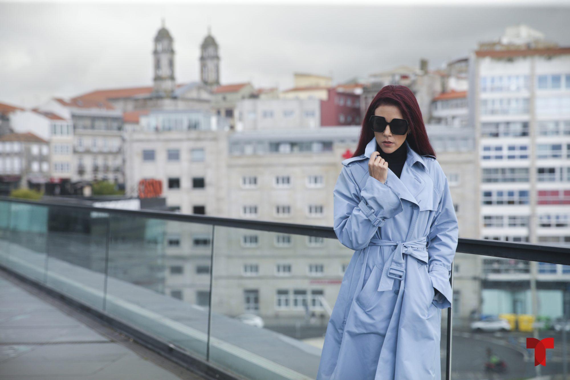 Fernanda Castillo, protagonista de Enemigo íntimo