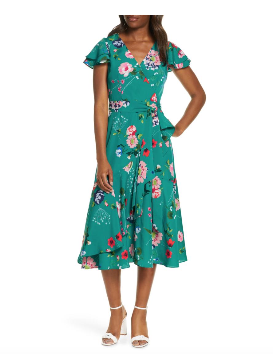 Vestidos, primavera, cuarentena