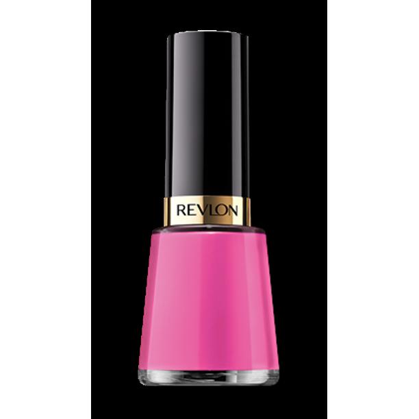 Revlon pink nail polish